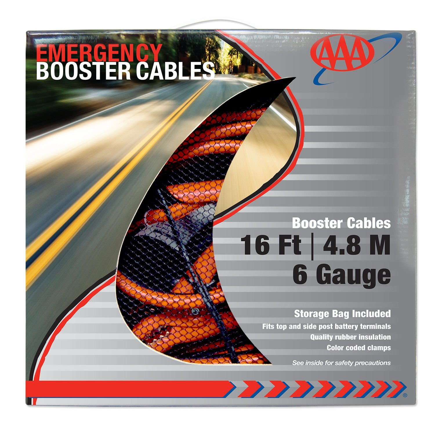 4326AAA Heavy Duty Booster